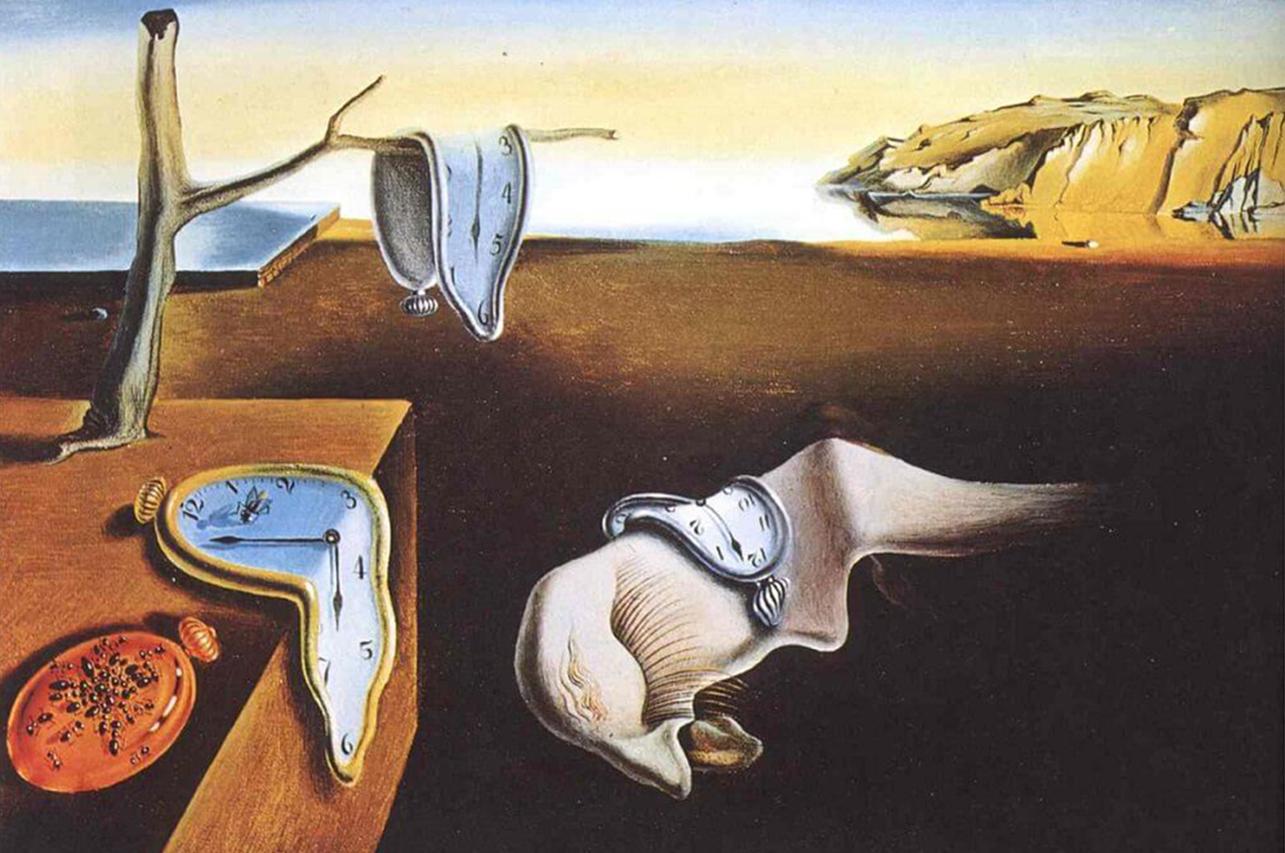 انیشتین، زمان و ناخودآگاه